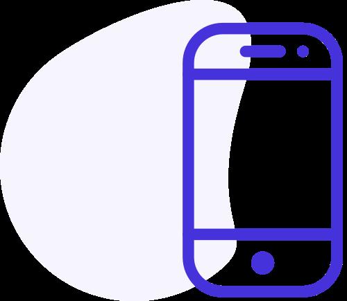 Gladias-Background-Blob-Phone-Icon