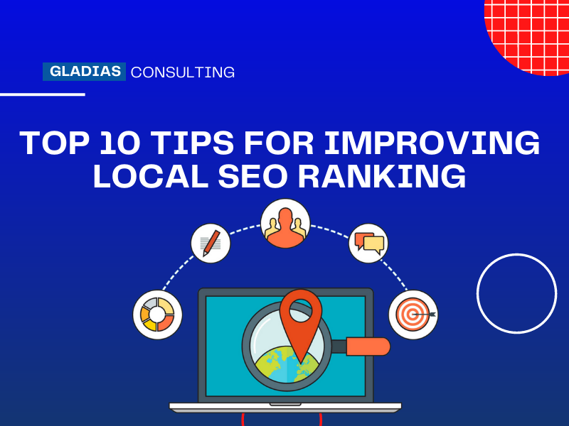 10 Tips For Local SEO Ranking